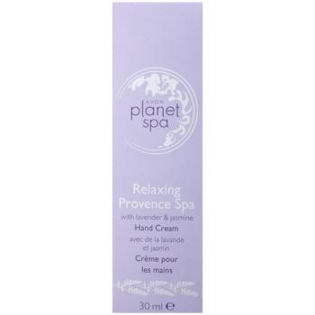 Avon Planet Spa Provence Lavender hydratačný krém na ruky s levanduľou 2