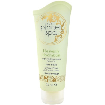 Avon Planet Spa Heavenly Hydration masca hranitoare