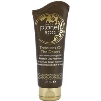 Avon Planet Spa Treasures Of The Desert masca regeneratoare pentru infrumusetarea pielii