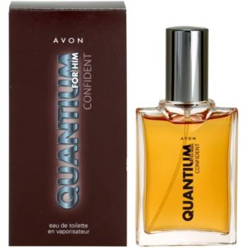 Avon Quantium Confident for Him toaletna voda za moške