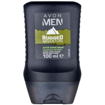 Avon Men Rugged Adventure balsam aftershave