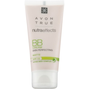 Avon True Nutra Effects crema BB matifianta SPF 15