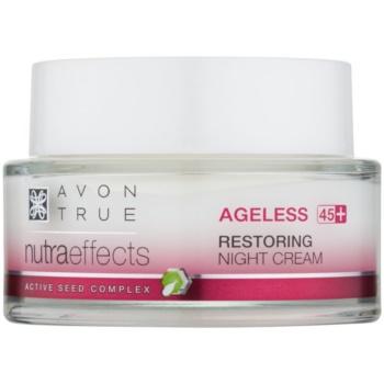 Avon True Nutra Effects crema de noapte cu efect de intinerire