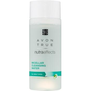 Avon True NutraEffects apa pentru curatare cu particule micele pentru toate tipurile de ten