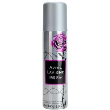 Avril Lavigne Wild Rose deospray pro ženy