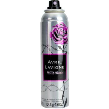 Avril Lavigne Wild Rose deospray pro ženy 1