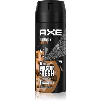 Axe Collision Leather + Cookies spray şi deodorant pentru corp poza noua