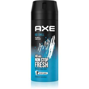Axe Ice Chill spray şi deodorant pentru corp cu o eficienta de 48 h poza noua