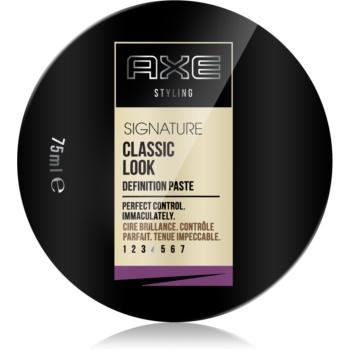 Axe Signature Classic Look gel modelator pentru coafura par  75 ml