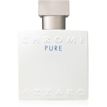 Azzaro Chrome Pure Eau de Toilette pentru bărbați
