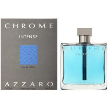 Azzaro Chrome Intense woda toaletowa dla mężczyzn