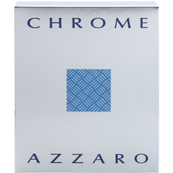 Azzaro Chrome After Shave Balm for Men 3