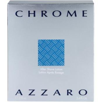 Azzaro Chrome After Shave für Herren 4
