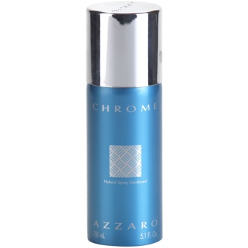 Azzaro Chrome deodorant ve spreji (bez krabičky) pro muže 150 ml