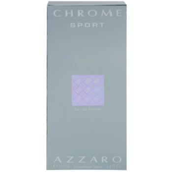 Azzaro Chrome Sport toaletna voda za moške 3