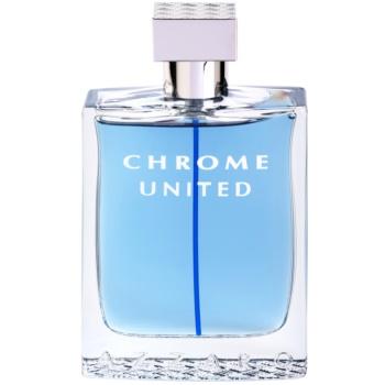 Azzaro Chrome United eau de toilette pentru barbati 100 ml