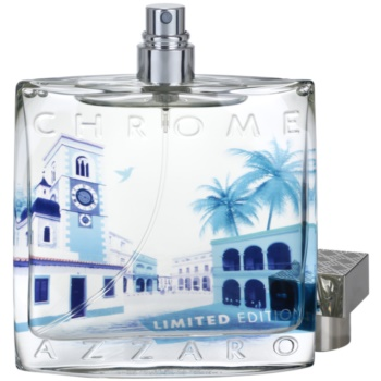 Azzaro Chrome Limited Edition 2014 Eau de Toilette para homens 3