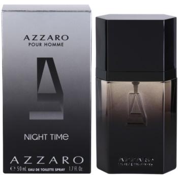 Fotografie Azzaro Azzaro Pour Homme Night Time toaletní voda pro muže 50 ml