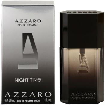 poze cu Azzaro Azzaro Pour Homme Night Time Eau de Toilette pentru barbati 30 ml
