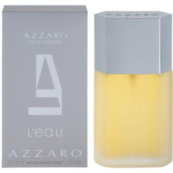Azzaro Azzaro Pour Homme L´Eau Eau de Toilette pentru barbati 50 ml