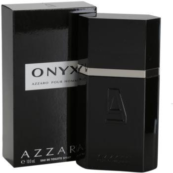 Azzaro Onyx Eau de Toilette für Herren 1