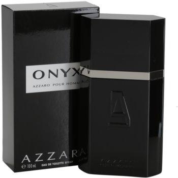 Azzaro Onyx Eau de Toilette pentru barbati 1