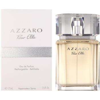 Azzaro Pour Elle Eau de Parfum for Women  Refillable
