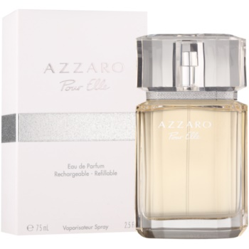 Azzaro Pour Elle Eau de Parfum für Damen  Nachfüllbar 2