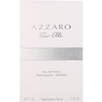 Azzaro Pour Elle Eau de Parfum für Damen  Nachfüllbar 1