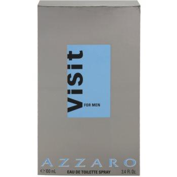 Azzaro Visit Eau de Toilette para homens 3