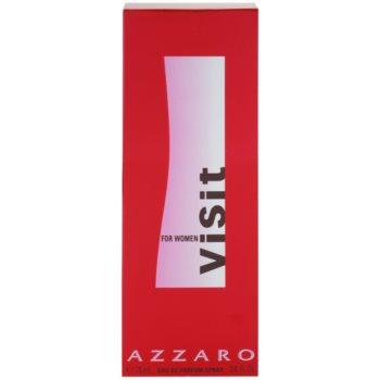 Azzaro Visit for Women Eau De Parfum pentru femei 4
