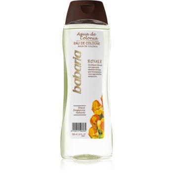 Babaria Royale eau de cologne pentru femei