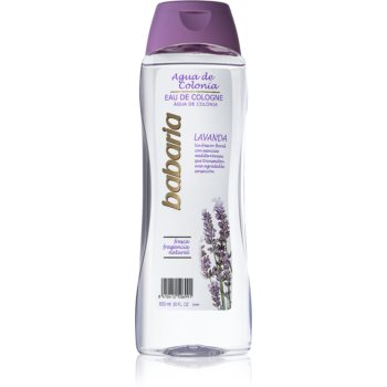 Babaria Lavender eau de cologne pentru femei