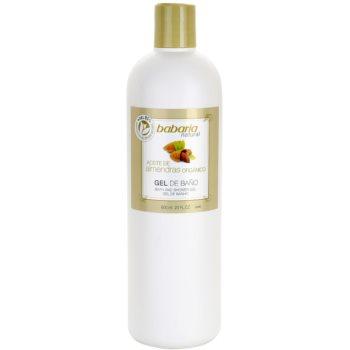 Babaria Almendras душ гел  с бадемово масло
