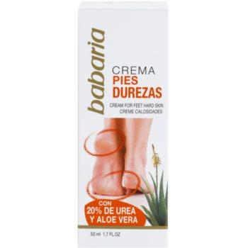Babaria Feet Creme für aufgerissene Fersen 1