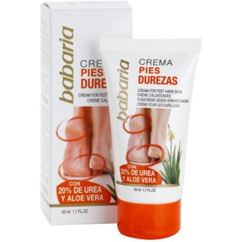 Babaria Feet Creme für aufgerissene Fersen 2