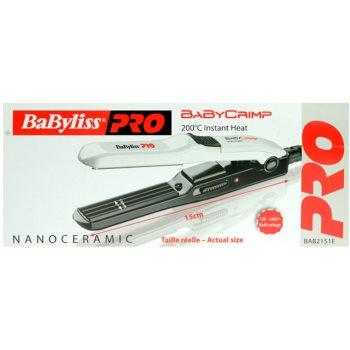 Babyliss Pro Straighteners Baby Crimp 2151E krepalni likalnik za lase 1