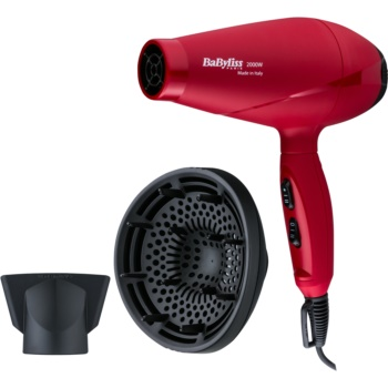 Fotografie BaByliss Professional Hairdryers Le Pro Light 2000W fén na vlasy