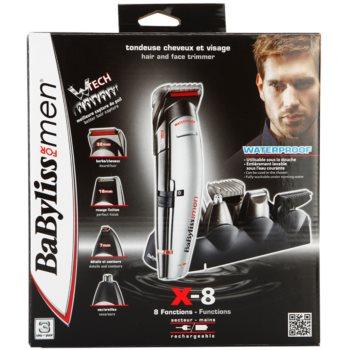 BaByliss For Men X - 8 Haar - und Barttrimmer 3