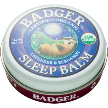 Badger Sleep Balsam pentru somn odihnitor