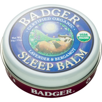Badger Sleep Balsam pentru somn odihnitor poza noua
