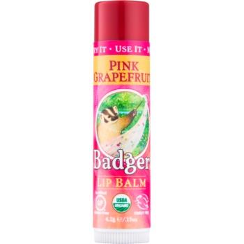 Badger Classic Pink Grapefruit balsam de buze