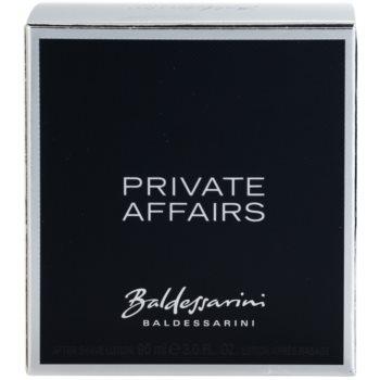 Baldessarini Private Affairs After Shave für Herren 3