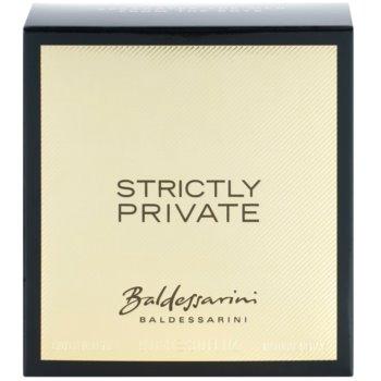 Baldessarini Strictly Private Eau de Toilette para homens 4