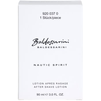 Baldessarini Nautic Spirit After Shave Lotion for Men 2