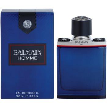 Balmain Balmain Homme Eau de Toilette pentru bărbați