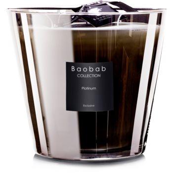 Baobab Les Exclusives Platinum lumânare parfumată poza noua