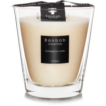 Baobab Madagascar Vanilla lumânare parfumată