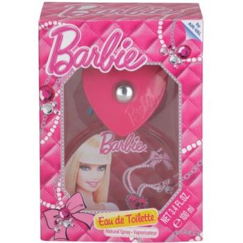 Barbie Fabulous Eau de Toilette para mulheres