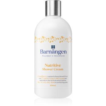 Barnängen Nutritive cremă pentru duș pentru pielea uscata sau foarte uscata